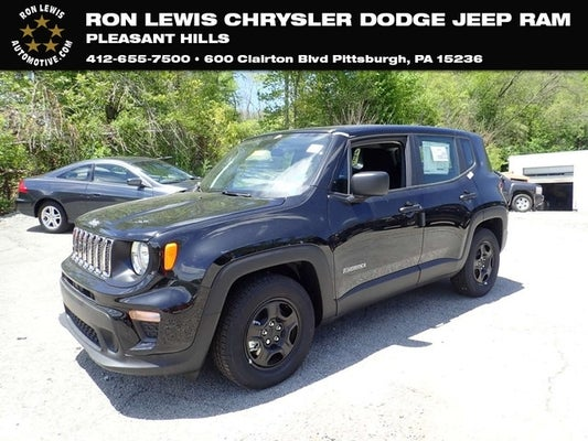 2020 Jeep Renegade Sport Fwd In Pittsburgh Pa Pittsburgh Jeep Renegade Ron Lewis Cdjr Pleasant Hills